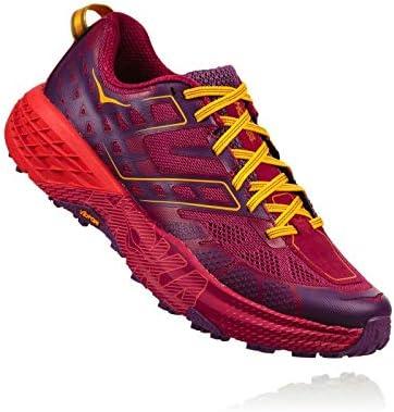 Hoka – Zapatillas trail speedgoat 2 Mujer hoka, rojo, 40 2/3: Amazon.es: Deportes y aire libre