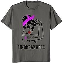 Fibro Warior Unbreakable t-shirt