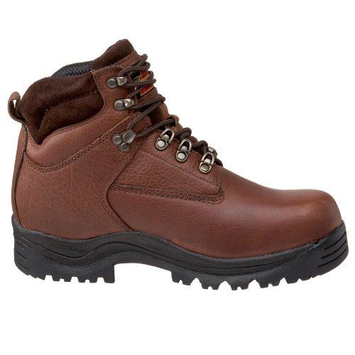 Thorogood Mens Waterproof 6 Oblique Hiker Brown Waterproof Mq6fL6FlN