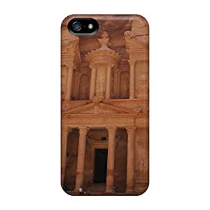 DeannaTodd ZuE17039AgkZ Protective For HTC One M8 Phone Case Cover (petra The Pink City)