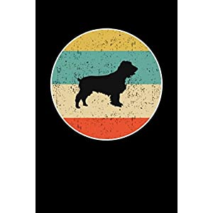 Field Spaniel Notebook Journal: Field Spaniel Gifts | Journal Notebook | 110 Pages | 6 x 9 9