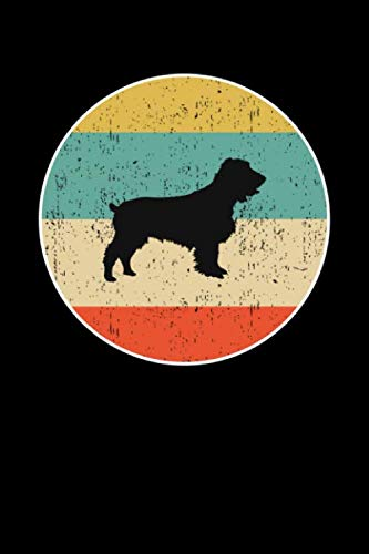 Field Spaniel Notebook Journal: Field Spaniel Gifts | Journal Notebook | 110 Pages | 6 x 9 1