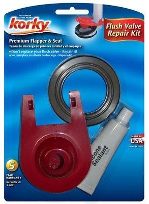 Lavelle Industries 2003BP Korky EasyFix Flush Valve Repair Kit