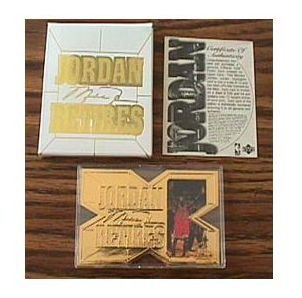 8a2196706e411 Amazon.com : Upper Deck Authenticated / UDA 22kt Gold Limited ...