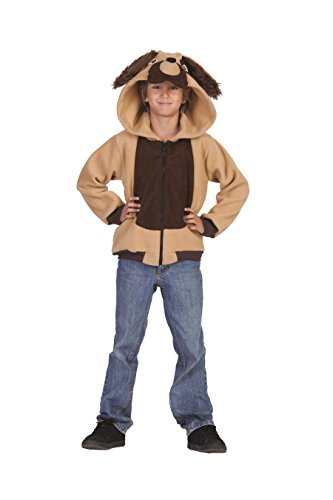 RG Costumes 'Funsies' Devin The Dog Hoodie, Child Medium/Size 8-10