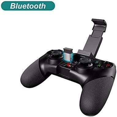 LANYAOWEN IPega PG-9077ワイヤレスBluetoothハンドルワイヤレスゲームジョイスティックゲームアクセサリーのためのスマートフォン錠スマートテレビ