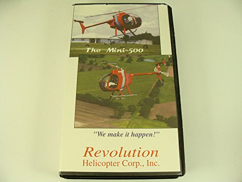 - The Mini-500 Single Place Helicopter By Revolution