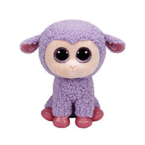 - Ty Beanie Boos Lavender - Lamb Medium