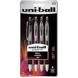 uni-ball 207 Retractable Gel Pen