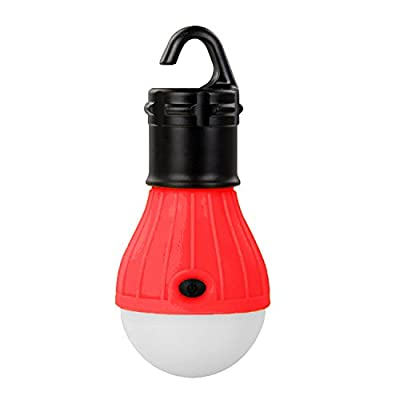 PeakAttacke Outdoor Portable Waterproof LED Tent Light for Camping, Hiking, Emergencies