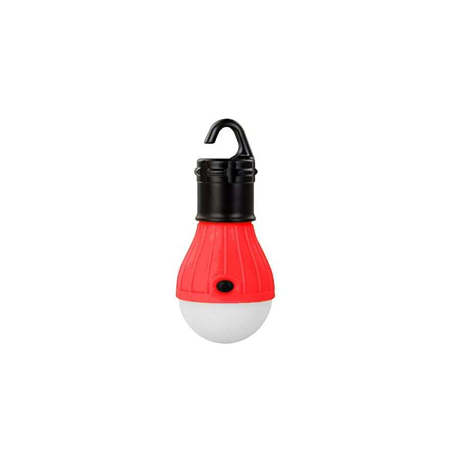 PeakAttacke Outdoor Camping Lantern Portable Waterproof LED Tent Light for Hiking, Emergencies