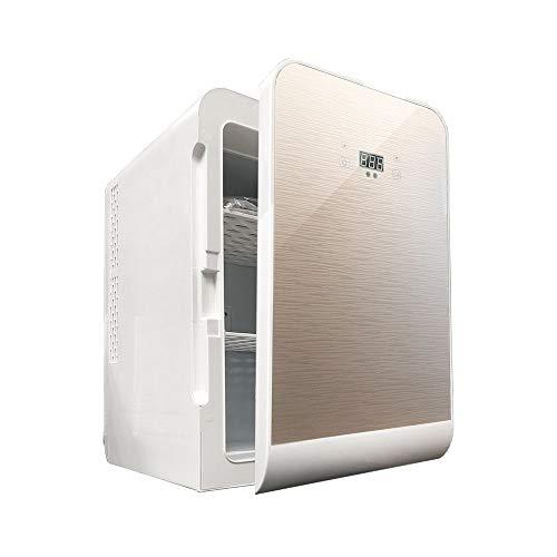 20 Liter 0.7 CuFt Portable Compact Personal Mini Fridge Cools ()