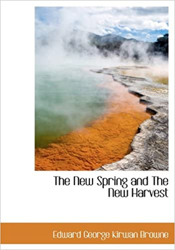 Book The New Spring and the New Harvest