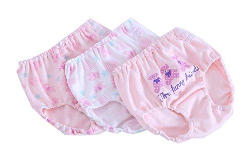 interior lindas calzoncillos ropa ni as os ni de 3 piezas algod calzoncillos bragas Abclothing wYZqPAP