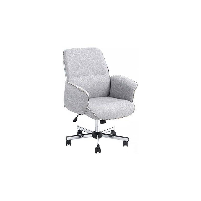 Homy Casa Home Office Chair Upholstered