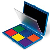 Learning Resources LER4275 7 Color Dual Stamp Pad