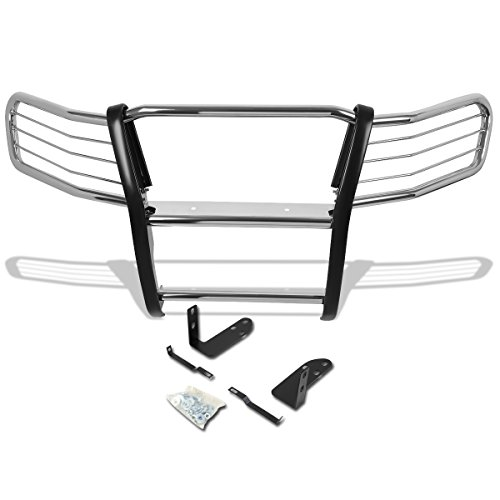 DNA MOTORING GRILL-G-037-SS Front Bumper Brush Grille Guard