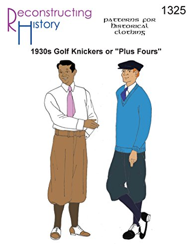 1920s-30s Knickerbockers or Plus Fours