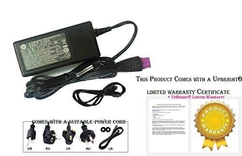 UpBright OEM 22V 455MA AC / DC Adapter For Hp Deskjet 1010 1