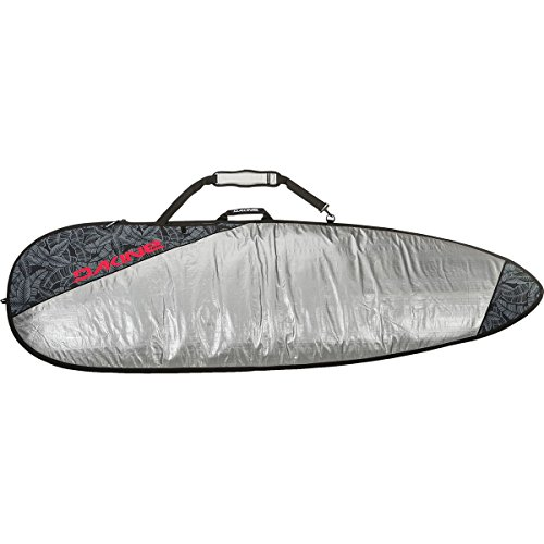 Dakine Unisex 6'3'' Daylight Surf Thruster Surfboard Bag, Stencil Palm, One Size