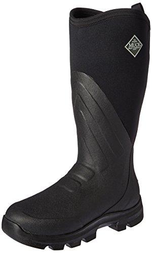 Muck Grit Tall Soft Toe Men's Rubber Work Boots