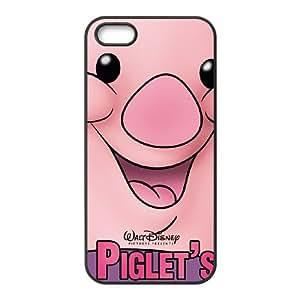 Piglet's Big Movie iPhone 5 5s Cell Phone Case Black qtj