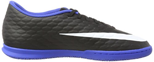 Nike Hypervenom Phade Iii Ic Uomo Scarpe Da Calcio Al Coperto Nero / Bianco / Gioco Reale