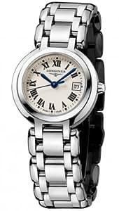 Longines L81104716 prima luna reloj de pulsera de mujer