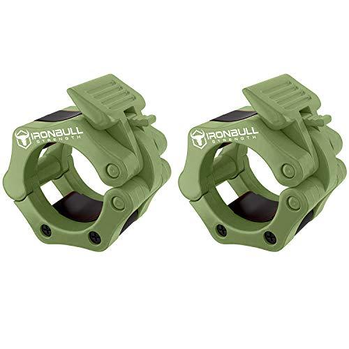 Barbell Collars (Pair) - Locking 2