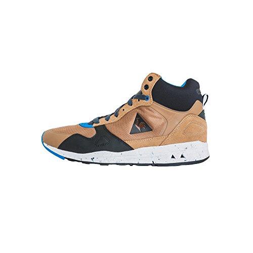 Le Coq Sportif LCSR Trail Outdoor Sneakers Herren, braun/schwarz/blau 1521030