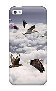 New Fashionable Barbara Gorman VfuBPZt24880UpdXe Cover Case Specially Made For Iphone 5c(manipulation Photography People Photography)
