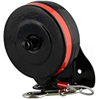 Lixit Animal Care Bracket Mount Retractable Tie Out Reel, Large