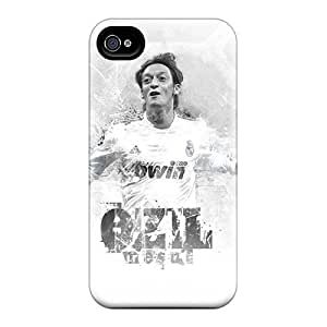 Great Hard Phone Cases For Iphone 6 With Support Your Personal Customized Vivid The Best Midfielder For Arsenal Mesut Ozil Series MarieFrancePitre