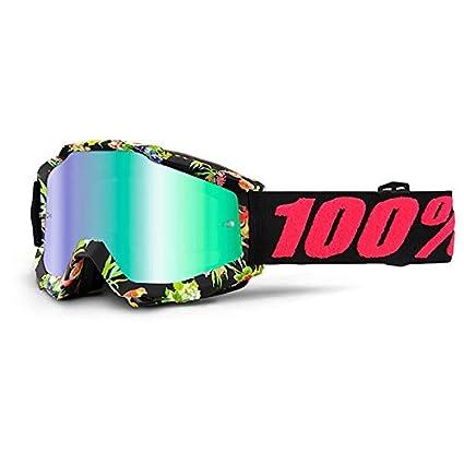 100% ACCURI Zerg - Clear Lens - Sonnenbrillen - Performance Zerg - Clear Lens One Size LqPJl