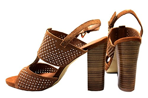 Leather Cafenoir Women's Fashion Cafenoir Sandals Sandals Women's Fashion wqUZwWaHR