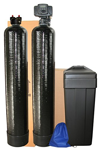Water Softener Filtration Systems (ABCwaters built Fleck 5600sxt 48,000 Water Softener with Upflow Carbon Filtration (10%))