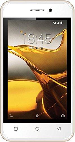 Jivi Energy E12 (4G VoLte, Android Nougat, 1 GB, 8 GB, White