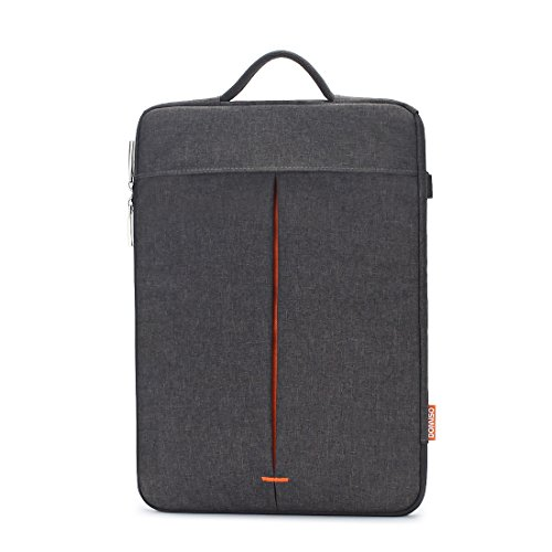 DOMISO 14 inch Water Resistant Laptop Sleeve Case Computer M