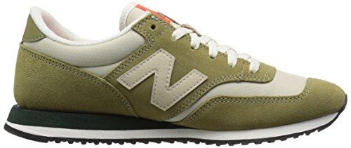 New Balance de las mujeres cw620Cumbre Fashion Sneaker Green/Olive