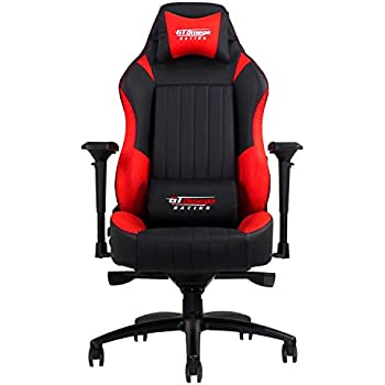 Amazon Com Gt Omega Evo Xl Racing Gaming Chair With