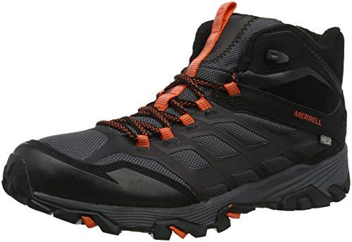 Hautes Black Merrell Thermo FST de Noir Orange Black Chaussures Orange Ice Randonnée Moab Homme 0wBxAqRU