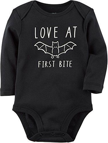 (Carter's Baby Glow In The Dark Love At First Bite Collectible Bodysuit 3)