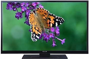 32 pulgadas LED televisor 81 cm DVB-T USB PC VGA Monitor HDMI TV ...