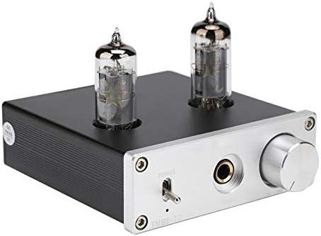 独立した電源設計RCAインターフェースヘッドフォンアンプ用のRCAインターフェース金メッキされた干渉防止交換可能チューブ(米国のプラグ)