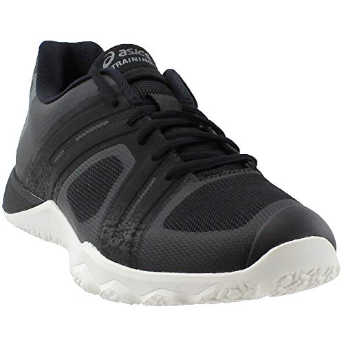 X Flash 2 Coral Carbon Training Conviction S852N ASICS Black Women's Shoes aqwn1xx6f