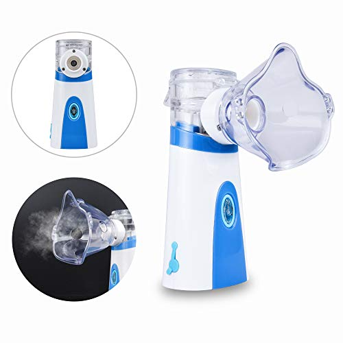 Portable Mini Vaporizers Machine USB Handheld Inhaler Atomizer Cool Mist Inhaler for Adults Kids