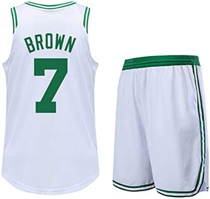 sale retailer d9b3b fe0da Al Jefferson NO.7 Boston Celtics Sweat Absorbing Quick ...