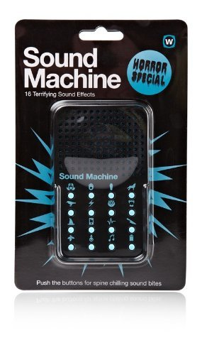 NPW Sound Machine, Horror Special Sound Effects	 -