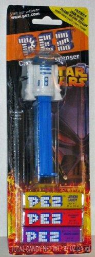 - Pez Candy Dispenser: Star Wars R2-D2 Blister Card