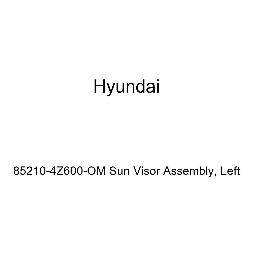 Genuine Hyundai 85210-4Z600-OM Sun Visor Assembly Left